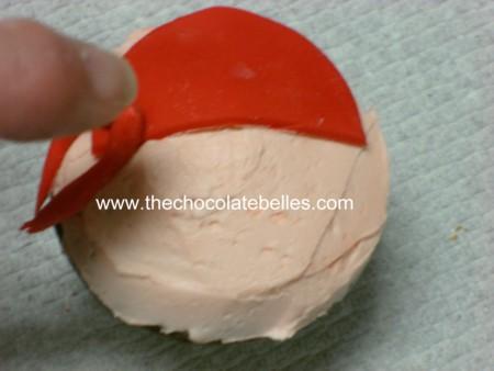 Making A Soccer Ball Cake Site Youtube Com