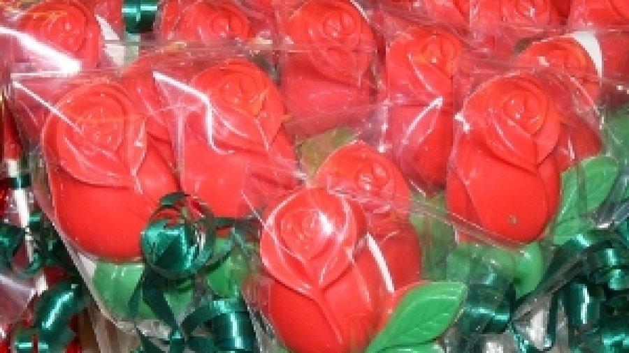 Vlentine's Day: Chocolate Roses
