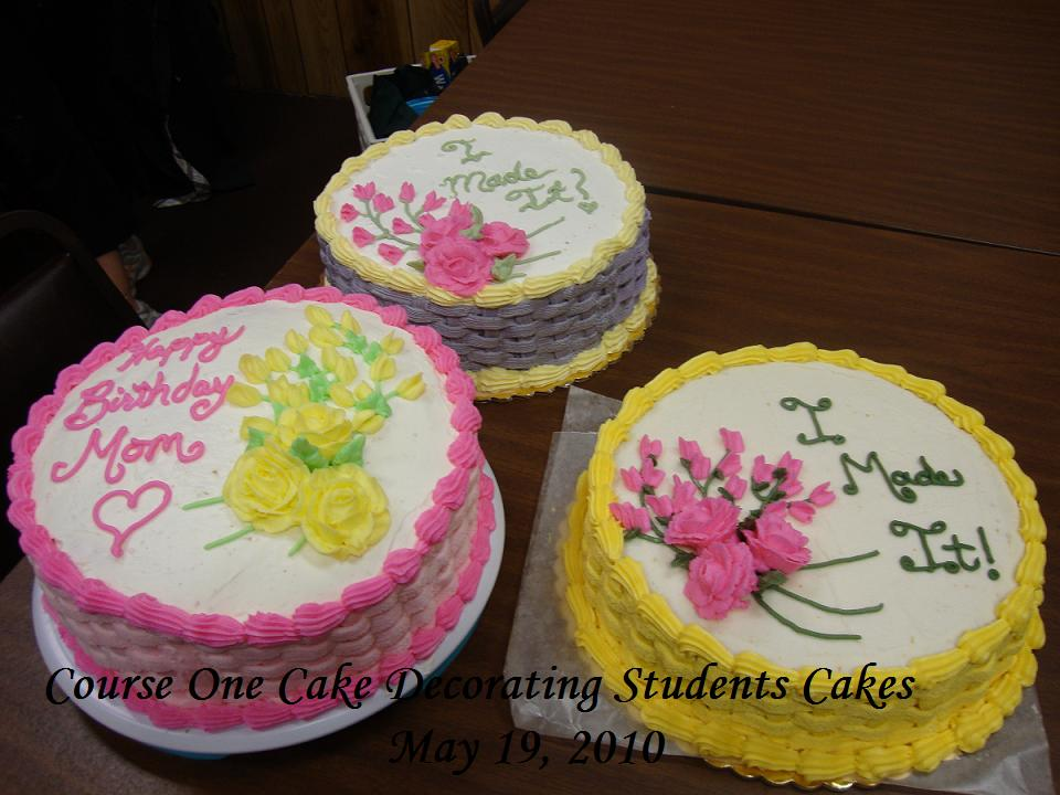 Cake Decorating Classes For  Year Olds