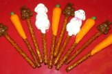 Pretzel Lollipops: Fun To Make, Delicious To Eat!